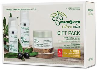 Olive-elia Gezichtsverzorging (anti-ageing)
