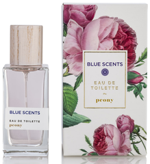 Blue Scents Eau de Toilette Peony (Pioenroos) [50ml]