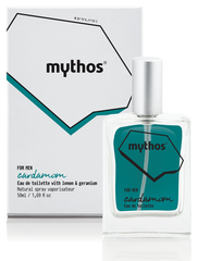 Mythos Eau de Toilette Cardamom for Men [50ml]