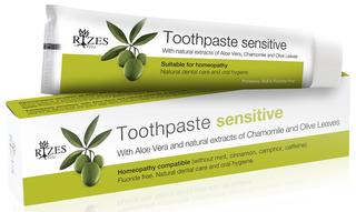 Rizes Tandpasta zonder Fluoride (gevoelige tanden)