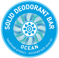 Aromaesti Solid Deodorant Bar Ocean