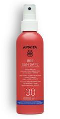 Apivita Ultra-Light Face & Body Spray SPF30