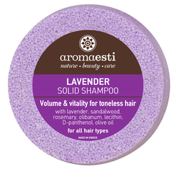 Aromaesti Shampoo Bar Lavendel (slap haar)