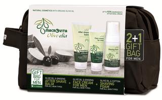 Olive-elia Gezichtsverzorging voor Mannen
