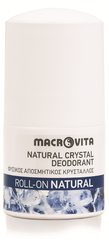 Macrovita Deodorant Roller Natural