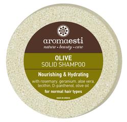 Aromaesti Shampoo Bar Olijfolie (normaal haar)