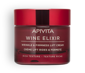 Apivita Wine Elixir Wrinkle & Firmness Lift Cream