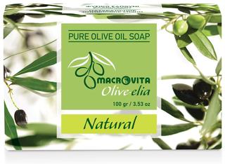 Olive-elia Pure Olijfoliezeep (div. geuren)