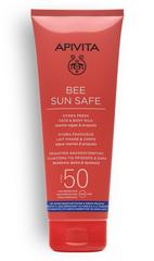 Apivita Fresh Face & Body Milk SPF50