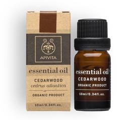 Apivita Essentiële Olie Cedarwood