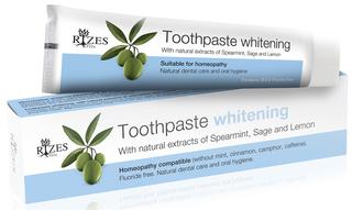 Rizes Tandpasta zonder Fluoride (whitening)