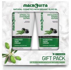 Macrovita Cracked Skin Cream & Handcrème Set