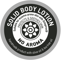 Aromaesti Bodylotion Bar Parfumvrij (eczeem/psoriasis)