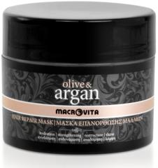 Olive & Argan Haarmasker