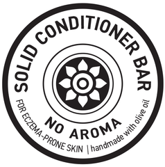 Aromaesti Conditioner Bar Parfumvrij (eczeem/psoriasis)
