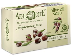 Aphrodite Pure Olijfoliezeep (met échte div. extracten)
