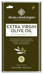 Stories of Greek Origins Koroneiki Olijfolie - 500ml (tin)