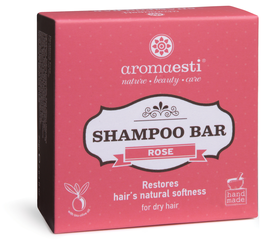 Aromaesti Shampoo Bar Rozen (droog haar)