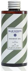 Blue Scents Douchegel Olijf & Groene Peper