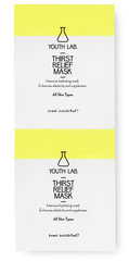 Youth Lab Thirst Relief Mask (2 zakjes)