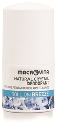 Macrovita Deodorant Roller Breeze