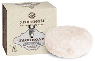 Aromaesti Face Bar Ezelinnenmelk (droge/vochtarme huid)