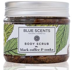 Blue Scents Body Scrub Black Coffee