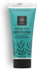 Apivita Eucalyptus Crème bij Spierpijn en Verkoudheid