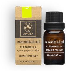 Apivita Essentiële Olie Citronella