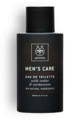 Apivita Eau de Toilette for Men [100ml]