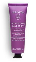Apivita Face Scrub Bilberry Brightening