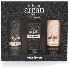 Olive & Argan Complete Haarverzorging