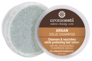 Aromaesti Shampoo Bar Argan (gekleurd haar)
