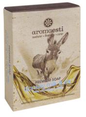 Aromaesti Handgemaakte olijfzeep met ezelinnenmelk