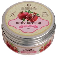 Aromaesti Handgemaakte Body Butter Granaatappel