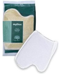 Mythos Scrub glove with wash cloth