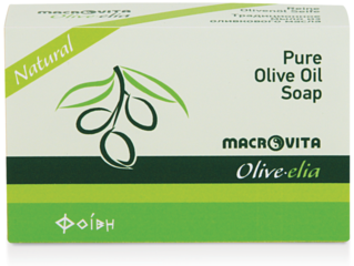 Olive-elia Pure Olijfoliezeep