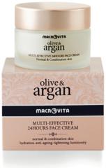 Olive & Argan Gezichtscrème (normale huid)
