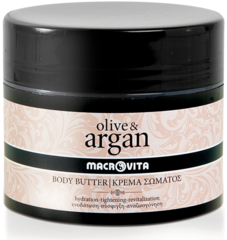 Olive & Argan Body Butter