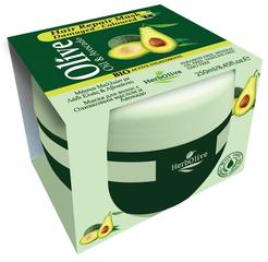 Herbolive Avocado Haarmasker voor Gekleurd & Beschadigd Haar