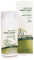 Olive-elia Moisturizing relief cream (eczeem crème)