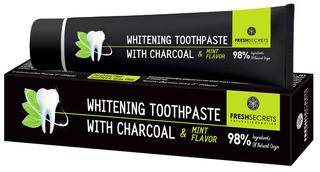 Fresh Secrets Whitening Tandpasta met Actieve Kool