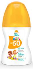 Sea 'n Sand Zonnebrandspray voor Kinderen SPF50