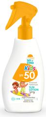 Sea 'n Sand Zonnebrandspray XL voor Kinderen SPF50