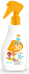 Sea 'n Sand Zonnebrandspray XL voor Kinderen SPF30