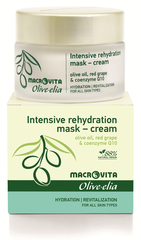 Olive-elia Intensive Rehydration Mask