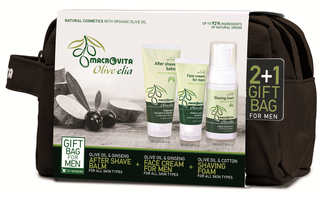 Olive-elia Complete Face Care for Men