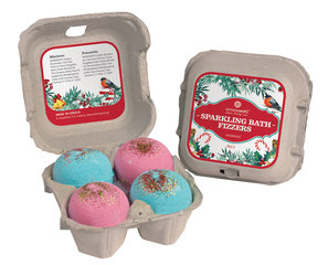 Aromaesti Sprankelende Kerst Bruisballen (4 stuks)
