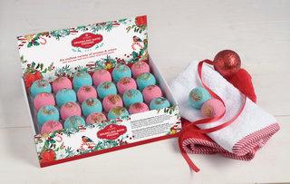 Aromaesti Sprankelende Kerst Bruisballen (2 stuks)