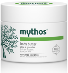 Mythos Body Butter Groene Thee